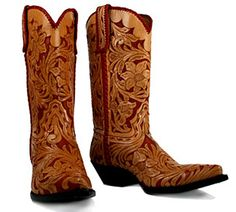 Liberty Boot Co. : Blooming Flower