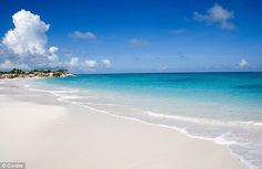 World's best beach revealed: Turks and Caicos Islands win award for perfect sands