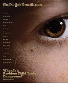The New York Times Magazine. Brilliant.