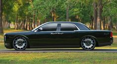 Lincoln Continental remix?! Wishful thinking, I'm afraid