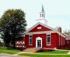 Carrollton Trinity Lutheran.  This photo was taken on September 20, 2008 using a Fujifilm FinePix S3100.