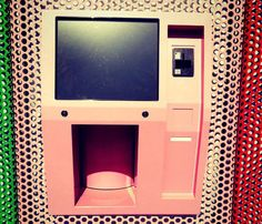 Cupcake Vending Machine #Love