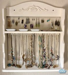 spice rack > jewelry rack