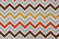 Premier Prints Zoom Zoom Cotton Drapery Fabric in Village/Natural $7.48 per yard