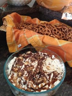 Snickers Dip -- the Secret is Out!