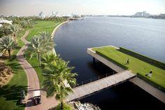 Dubai Creek Course.