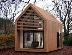 Small Living – The New Way to Live Big  | Here is another alternative solution for living. UK firm Dwelle have created a range of prefabricated micro-buildings that are highly sustainable, fast to erect and extremely adaptable.