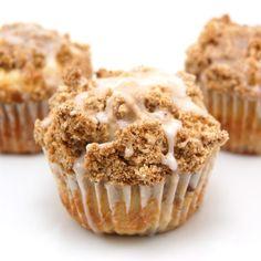 Coffee Cake Muffins #recipe #muffins