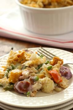 Mixed Vegetables Mornay Craving Something Healthy