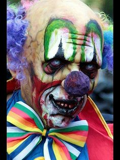 Very Scary Clown