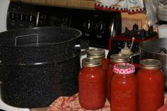 Demystifying Water Bath Canning