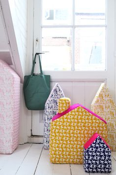 house cushions, cute!