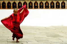 Young Monk, Photograph by Oksana Perkins at ArtXchange Gallery Seattle WA