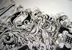 Mortlake by Greg Coulton, via Behance