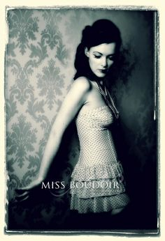 Miss Boudoir® Official Site | Vintage Glamour & Boudoir Photography