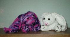Snuggle Bunny - Stormy'z Crochet -Cute & Easy Designs free crochet pattern