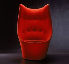 Expo mark II sound chair, 1967, by Grant Featherston (1922-1995), Australia.