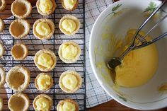 puttin' in the puddin'. by girlversusdough, via Flickr