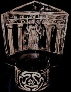 Hekate / Hecate altar