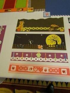 Creative Memories Page Ideas | Border maker ideas 2 (From Sheila Johnson's ... | Creative Memories