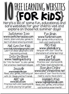 I used most of these in my kindergarten, so they are teacher-approved!