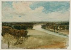 Joseph Mallord William Turner 'The Thames from Richmond Hill', c.1815