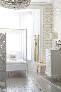 Nice white bedroom