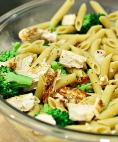Broccoli and Garlic Pasta!!! |food.com