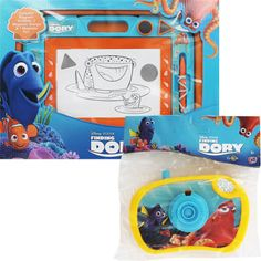 Finding Dory Toy Cam
