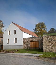 House in Malá Lhota by Jarousek Rochová