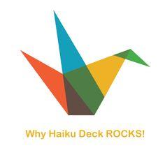 Why Haiku Deck ROCKS Visual Marketing and Slides