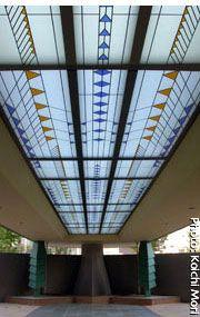 MM Mid Square, 2007 Architect:Eric Lloyd Wright Location:Yokohama, Kanagawa Prefecture