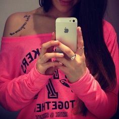 tattoo placement <3