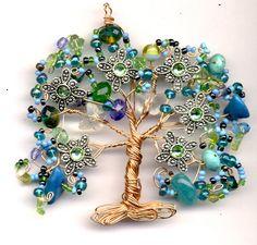 Crystal tree!