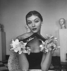 Vintage Orchid Glamour