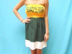 Baylor Bears GameDay Dress