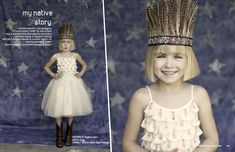 Want to make a headband like this :)  Babiekins Magazine - Issue 10