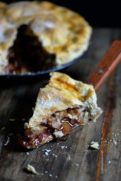 Apple Pie Recipe from addapinch.com