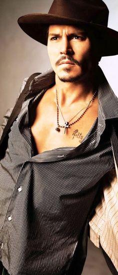 Johnny Depp ¸.•`♥¸.•`♥