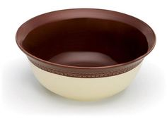 Paula Deen Southern Gathering 10-in. Serving Bowl: Chestnut