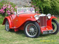 1934 MG PA 2 Seater