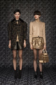 Belle Spell: Preppy Mix Fun : Louis Vuitton Pre-Fall 2013