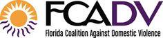 Florida Coalition Against Domestic Violence logo