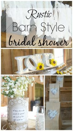 Rustic Barn-style Br