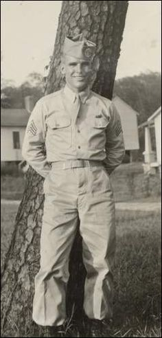 """Carwood Lipton - """"Lipton became 1st sergeant of the company. (...) He was my mentor; I looked up to him. He was calm and he would discuss any situation you got into. We had brains between us. No quick reactions - he thought things out (....) I trusted him with my life."""" Bill talking about Lipton p. 86 Brothers in Battle - Best of Friends by Bill Guarnere/Babe Heffron"""