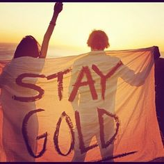 stay gold colleges, flag, the outsiders, pacsun, ponies, thought, staygold, tan, stay golden
