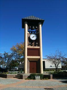 Glockenspiel - New Ulm, Minnesota