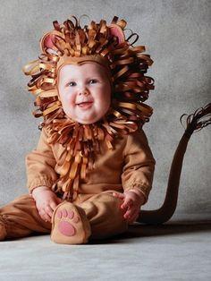 Tom Arma Lion Costume
