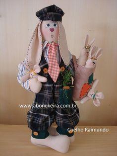 Coelho Raimundo../ A Bonekeira \..