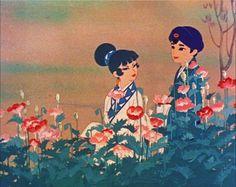 白蛇伝 -Hakuja den- 1958